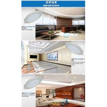 12W Hot sale high quality round led panel light