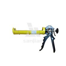 """El más nuevo tipo 9 """"arma de calafateo esquelético, arma del aplicador del silicón del arma del silicón, pistola del sellador del silicón (SJIE3011A)"""