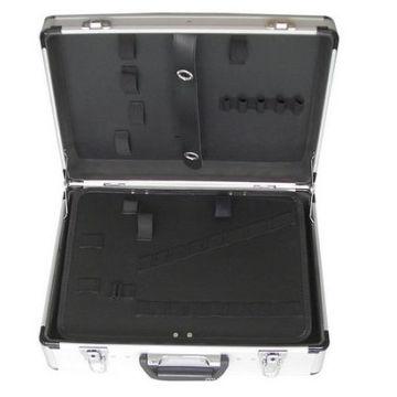 Profession Silvery Portable Multi Tool Case
