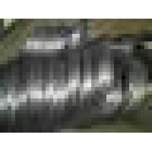 2.41mm caliente sumergido galvanizado de alambre 60gr de zinc 600n / mm2 de resistencia a la tracción