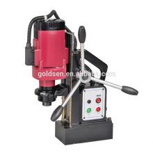 Dual Use 1600W 28 milímetros 13000N máquina de broca magnética portátil GW8081