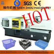 SHENZHOU Horizontal Injection Molding Machineinjection molding machine Multi screen for choice Imported world famous hydraulic c