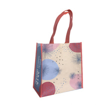 Fashion High quality laimated pp woven tote bag