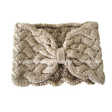 Moda Feminina Knitted Headband