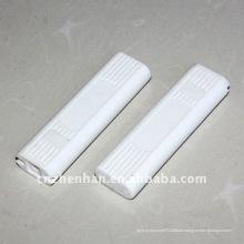 Vorhang Zubehör-Quadrat Schnur Gewicht mit 45g Eisen für vertikale Blind Zubehör, Handgriff für vertikale Blind-Komponente