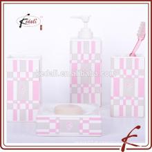 Stock Acessórios De Cerâmica De Banheiro