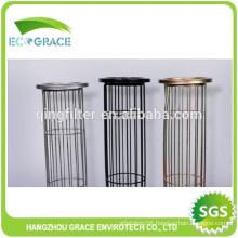 galvanized light cage