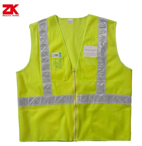 TC warning vest