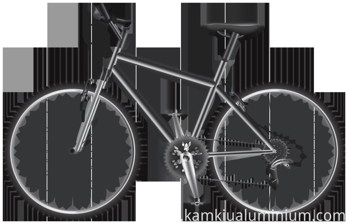Aluminium Bicycle Frame