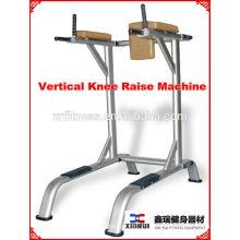 Máquina vertical de elevação do joelho