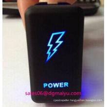 2015 Blue Power Toyota Push Switch