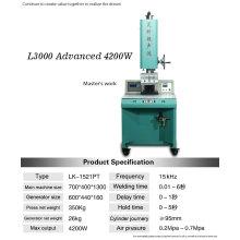 4200W máquina de soldadura de plástico por ultrasonidos para las lámparas de coches