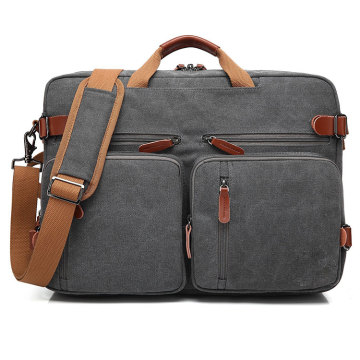 Multi Funktion Reise Schulter Messenger Laptop Trolley Bag