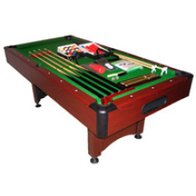 Slate Pool Table (HA-7045)