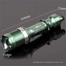 Tragbarer Clip Maus Schwanzschalter T27 Taschenlampe