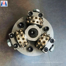 Litchi Surface Grinding Head Diamond Bush Hammer Roller Tool for Granite Marble Concrete surface processing