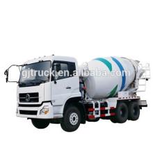 6 * 4 Drive 10CBM Dongfeng camión mezclador / Dongfeng camión de cemento / camión hormigonera / camión mezclador / bomba hormigonera camión LHD / RHD