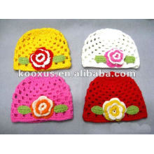 Вязание крючком шапки / вязание крючком шапочка шляпы / трикотажные шапочка шляпу