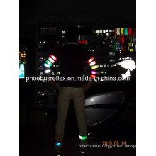 Safety Reflective LED Slap Wrap