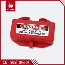 Elektrische Steckverriegelung / Industrielle Wasserdichte Steckdose Verriegelung BD-D41 Hexagon Lockout Design