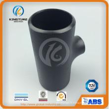 Tuyau d'acier au carbone ASME B16.9 A234 Wpb réduisant Tee (KT0298)
