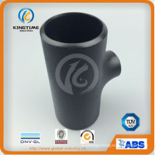 CS Reducing Tee Carbon Steel Pipe Fittings to ASME B16.9 (KT0331)
