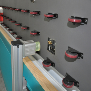 Machine de découpe et de suppression de verre