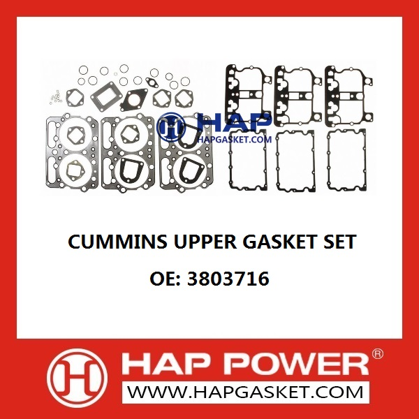 CUMMINS overhaul head gasket set 3803716
