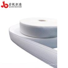 Uso de la banda de punto de poliéster para la cinta del telar jacquar del colchón de la cama