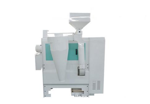 Soyabean pealing machine