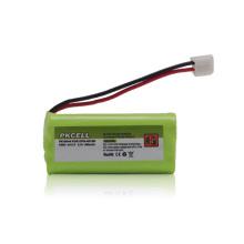 Bateria recarregável, nimh bateria do telefone sem fio aaa * 2 2.4 v 600 mah alibaba atacado