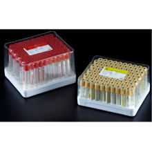 Tubo de recogida de sangre de vacío desechable con CE ISO