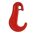 G80 LASHING TYPE C HOOK MIT SPRING PIN