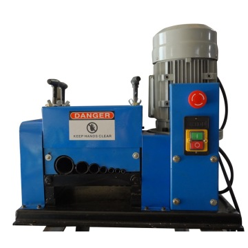Kopparkabel striping Machine