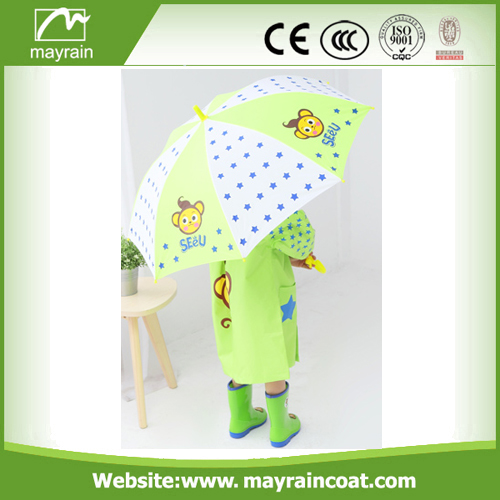 Children Rain Suit With Logo