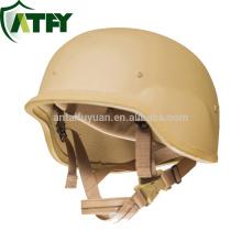 NIJ IIIA PASGT Kevlar ballistic bulletproof helmet