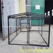 Cajón plegable portátil de alta calidad del perro de la jaula del animal doméstico del alambre de metal