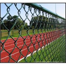 Diamond Galvanized Chain Link Wire Mesh Fence
