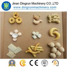 3D Frying Snacks Food Pellet Extruder