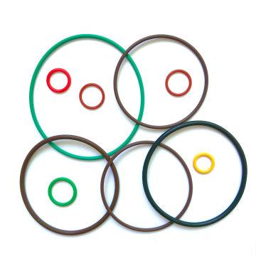 Colored NBR Silicone Rubber O-Ring