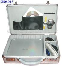 Оптовые продажи Портативные алюминиевый корпус ноутбука с кодовые замки