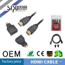 SIPU hochwertige Multi Hdmi verbindet Multi Stecker Kabel