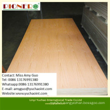 Laminated Decorative Fancy Plywood for Interior Decoration