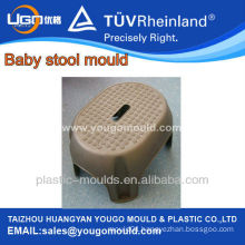 Plastic footstool mould maker in China