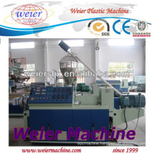 professional Double Screw Extruder Machine/plastic machine