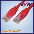 Cat6 cable Ethernet trenzado