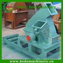 Low Energy Consumption Wood Disc Chipper Shredder