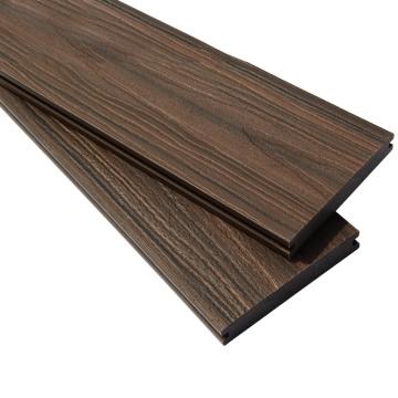 Decking de Wpc de matériaux composites en bois en plastique