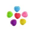 Moldes de silicona reutilizables para cupcakes