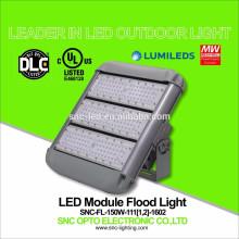 DLC Approved 347V Outdoor 150W LED Basketball Court Flood Lights